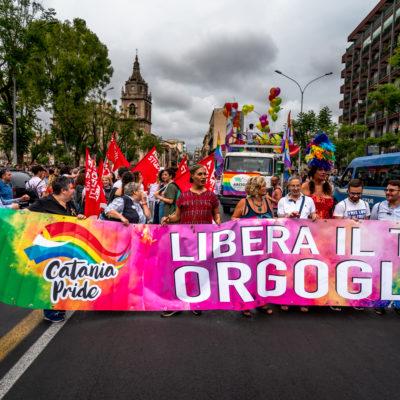 Catania GaY Pride 2018